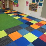 Orchard Grove Primary School Carpet Tiles