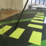 crazy carpet tiles